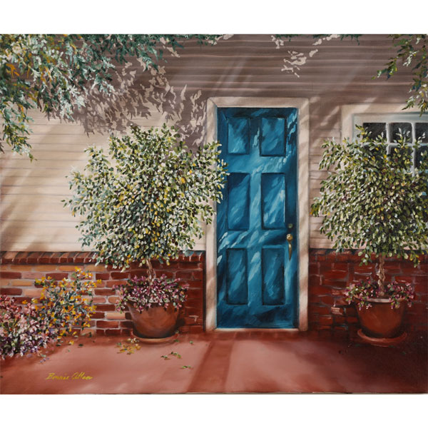 California Guest House 60x50cm