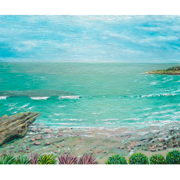 Clear Turquoise - SOLD