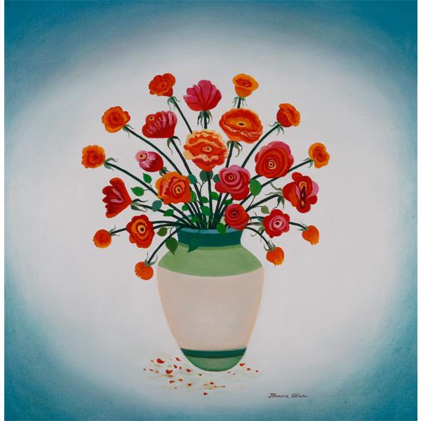Vibrant Bouquet 60x60cm - $850