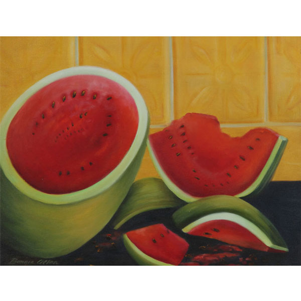 Watermelon Slices - SOLD