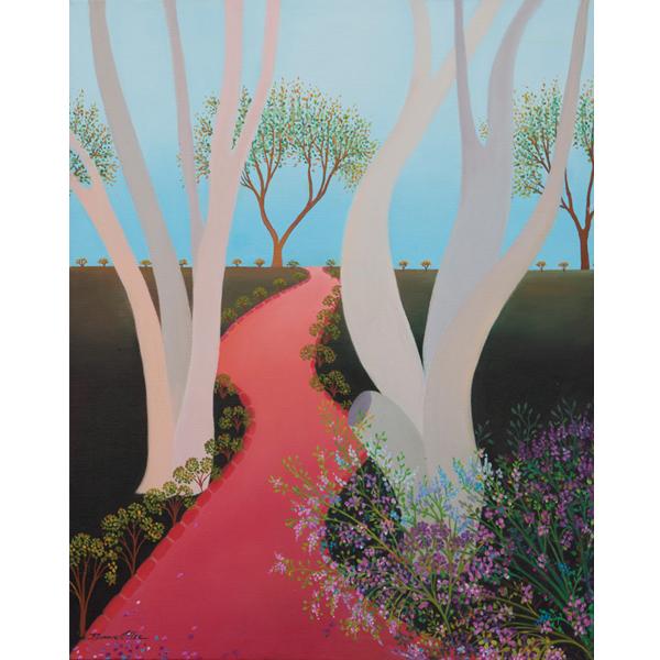 Red Carpet 40 x 50cm - SOLD