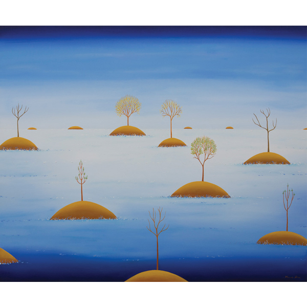 Tree of Life 150 x 100cm - SOLD