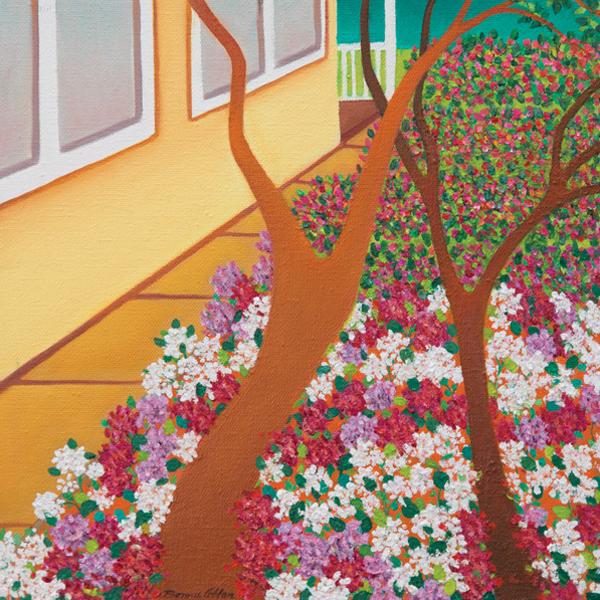 Soul Garden 30 x 30-$750