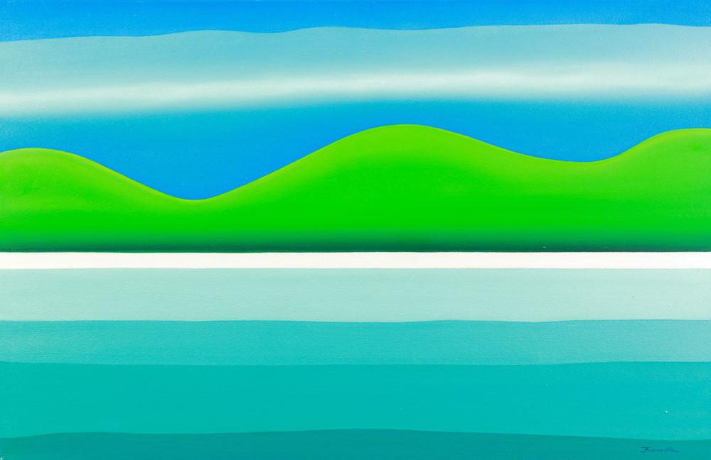Illusions - 100 x 80 cm