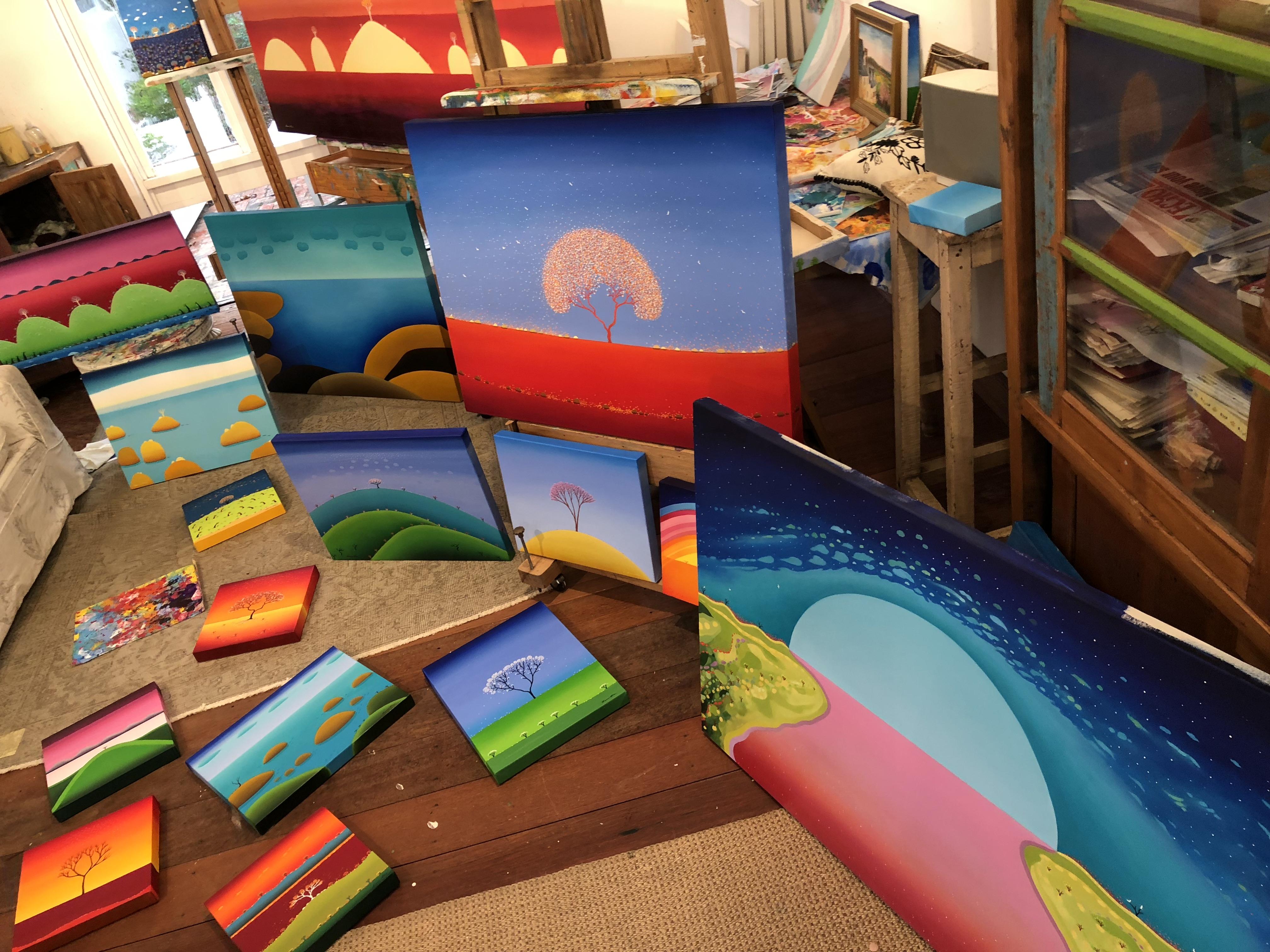 Bonnie's Art Studio