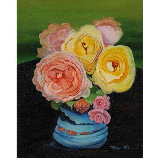 Birthday Bouquet 15x20cm- SOLD