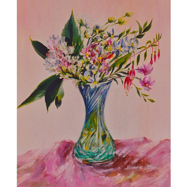 Dainty Bouquet 20x25cm- SOLD