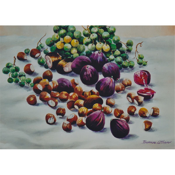 Filberts and Figs 36x26- SOLD
