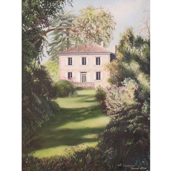 Le Castagnon 50x60 -Artist's Collection