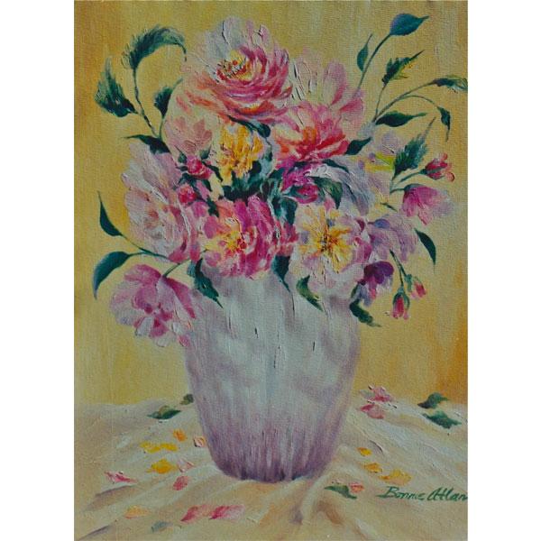 Marina's Bouquet 25x36cm- SOLD