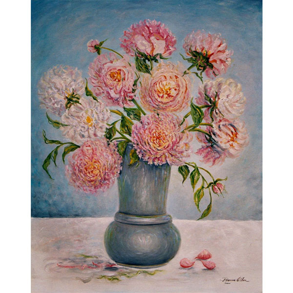 Summer Roses - SOLD