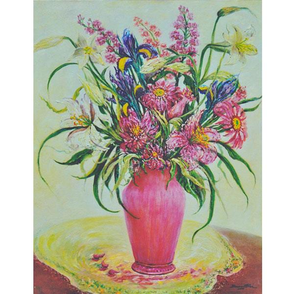 Rita's Bouquet 62x76cm - SOLD