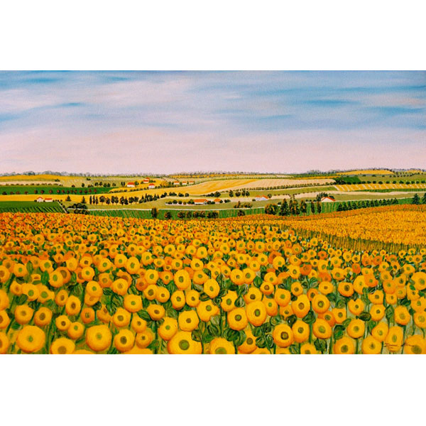 SunflowerField - SOLD