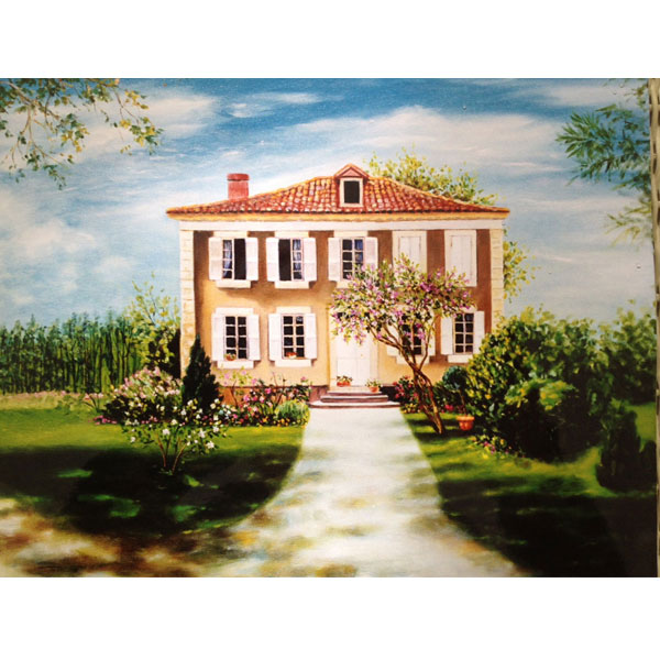 French Manor House- SOLD