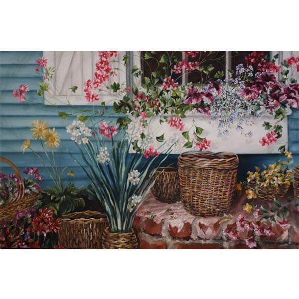 Window Box 92x63cm -Artist's Collection
