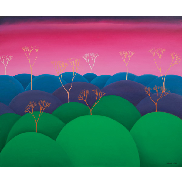 Come Wander 150 x 100cm- SOLD