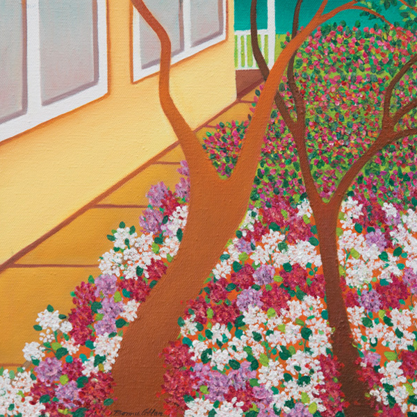 Soul Garden 30 x 30cm - $890