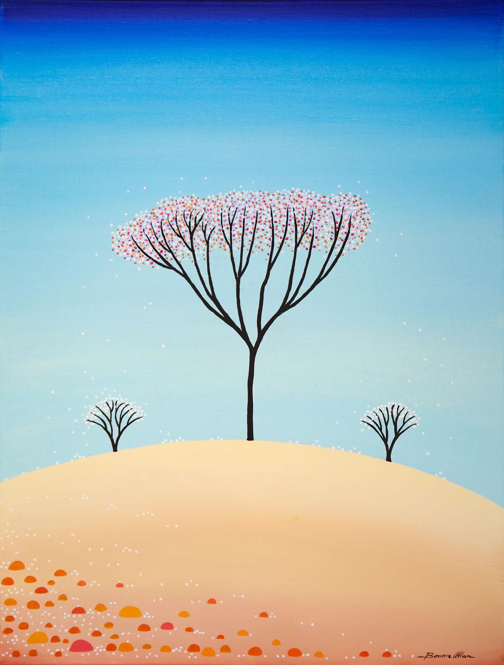 Joy of Spring - 45 x 61 cm - $2,200