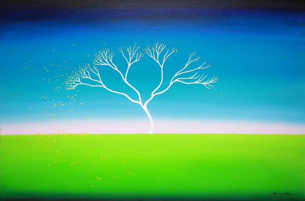 Windy Day -100 x 69 cm - $2,600 ~ SOLD